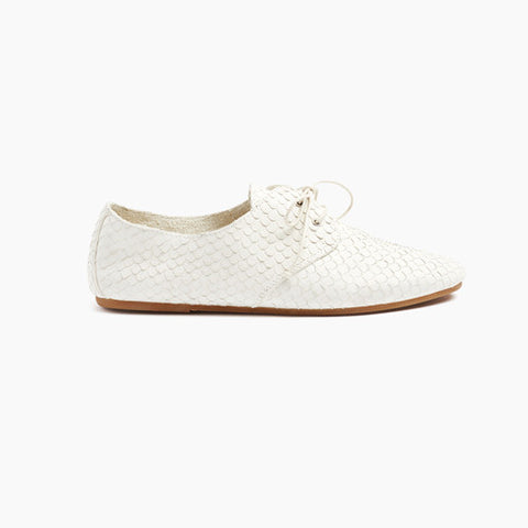 Women's Boat Hobe White