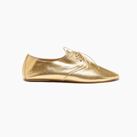 Women's Metallic Hobe Yellow Gold