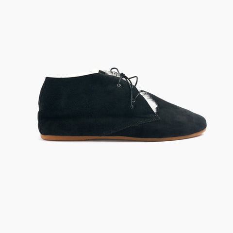 Women's Wooly Hobe Black