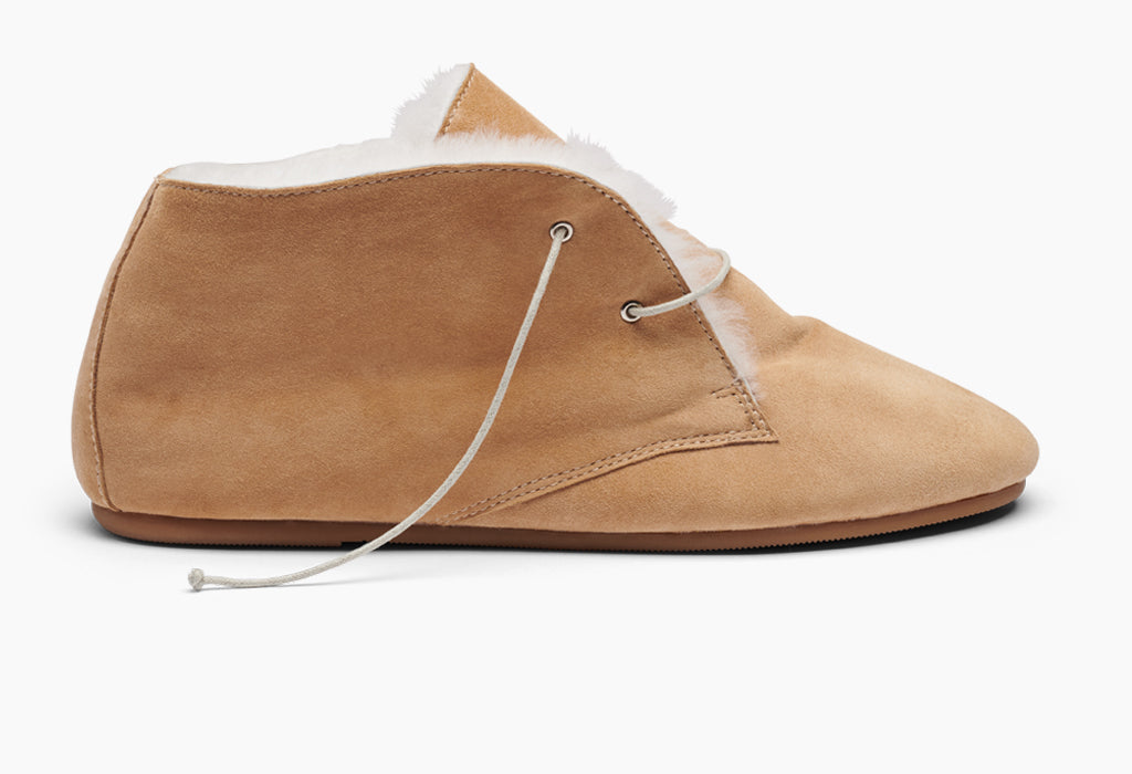 Women's Wooly Hobe Tan
