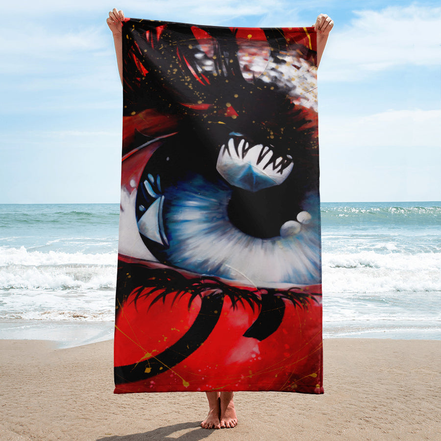 Poison and Wine Towel