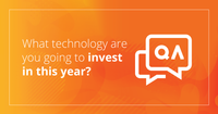 What Are Your Technology Priorities in 2021?