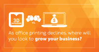 Are You Tempted to Move Your Imaging Dealership into 3D Printing? Not so Fast...