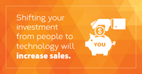 Invest in Sales Automation Instead of Sales Staff in 2019