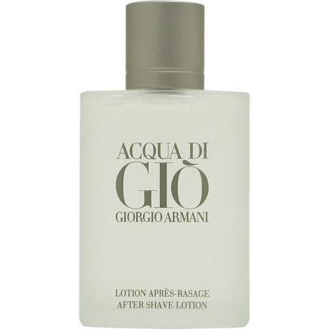 Acqua Di Gio By Giorgio Armani Aftershave 3.4 Oz