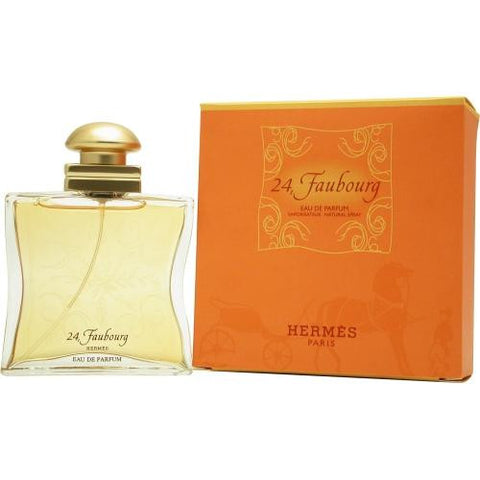 24 Faubourg By Hermes Eau De Parfum Spray 1.6 Oz