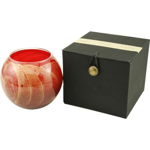 Cranberry Candle Globe By Cranberry Candle Globe