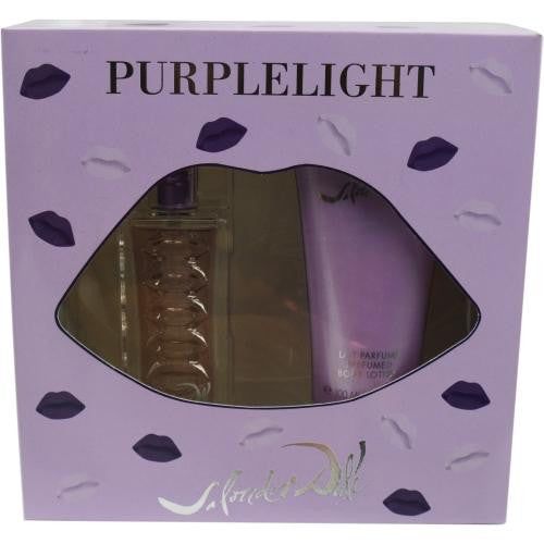 Purple Light By Salvador Dali Edt Spray 1 Oz