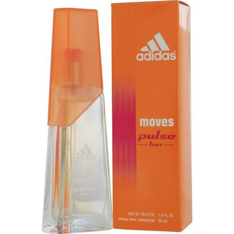 Adidas Moves Pulse By Adidas Edt Spray 1 Oz