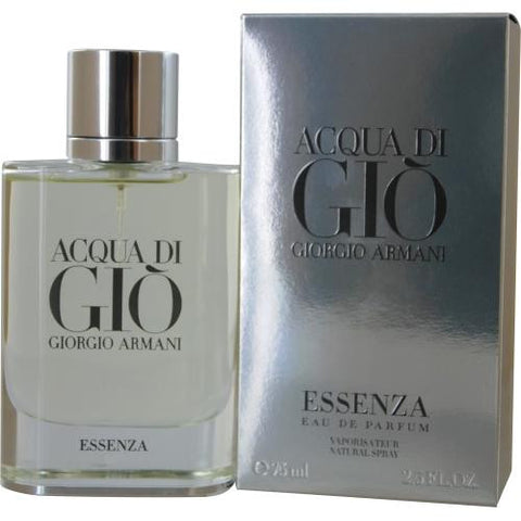 Acqua Di Gio Essenza By Giorgio Armani Eau De Parfum Spray 2.5 Oz