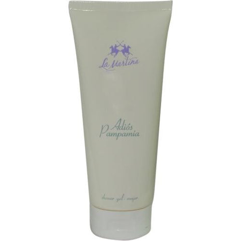Adios Pampamia By La Martina Shower Gel 6.8 Oz