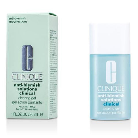Anti-blemish Solutions Clinical Clearing Gel --30ml-1oz