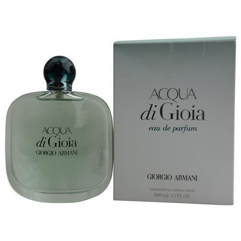Acqua Di Gioia By Giorgio Armani Eau De Parfum Spray 3.4 Oz (new Packaging)