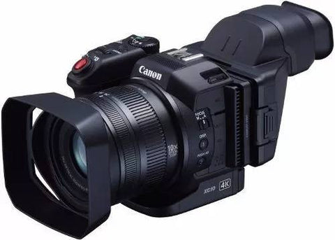 CANON VIDEO CAMARAS