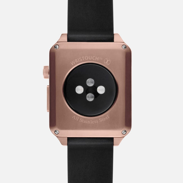 316L Stainless Steel Lux Case - Pink Gold