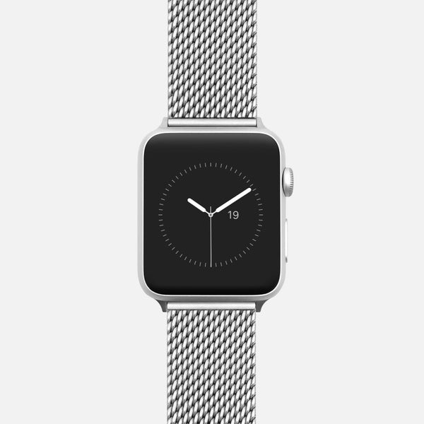 316L Stainless Steel Mesh Strap for Apple Watch