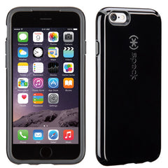 Iphone 6/6S Speck Candyshell Black and Slate Gray Case