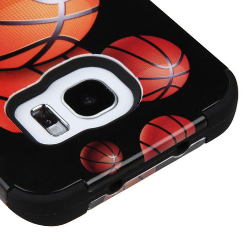 Galaxy S7 Edge Basketball Case