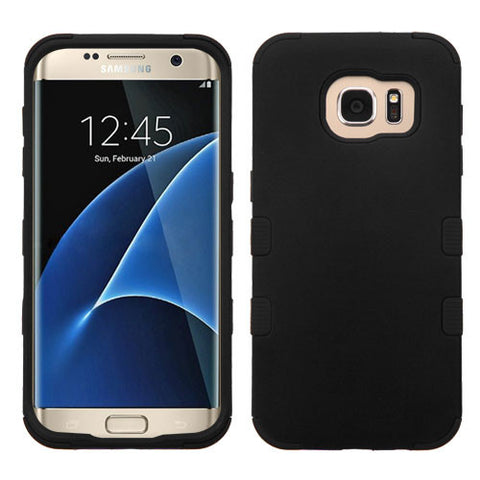 Galaxy S7 Edge Black Tuff Case