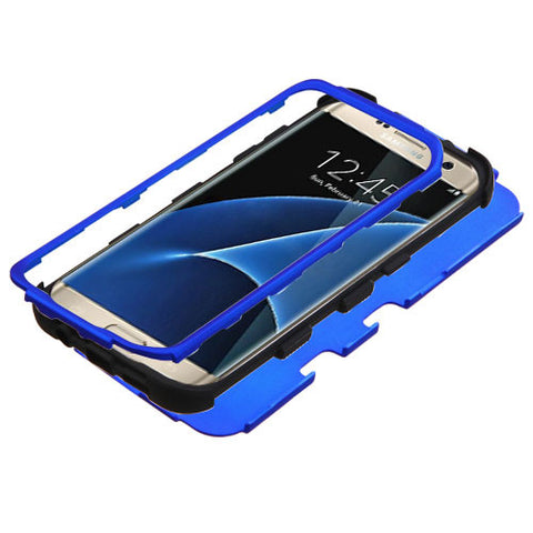Galaxy S7 Edge Blue Tuff Case
