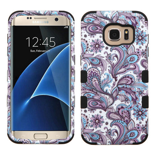 Samsung Galaxy S7 Edge European Flowers Tuff case, Dial n Style