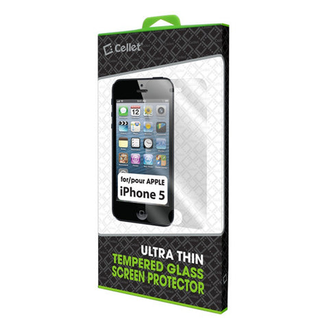 iPhone 5/5S/SE Tempered Glass