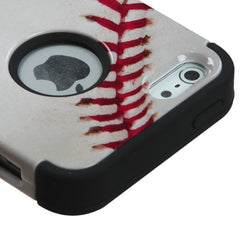 iPhone 5S-SE Baseball Case Tuff, Dial n Style