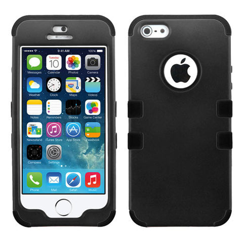 iPhone SE/5/5S Black Tuff Case