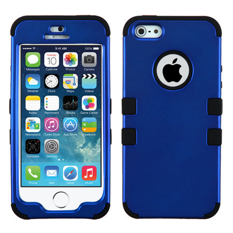 iPhone SE/5/5S Blue Tuff Case