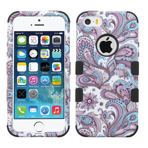 iPhone SE/5/5S European Flowers Case