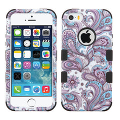 iPhone 5S-SE European Flowers Case, Dial n Style