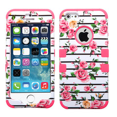 iPhone 5S-SE Fresh Roses Case, Dial n Style