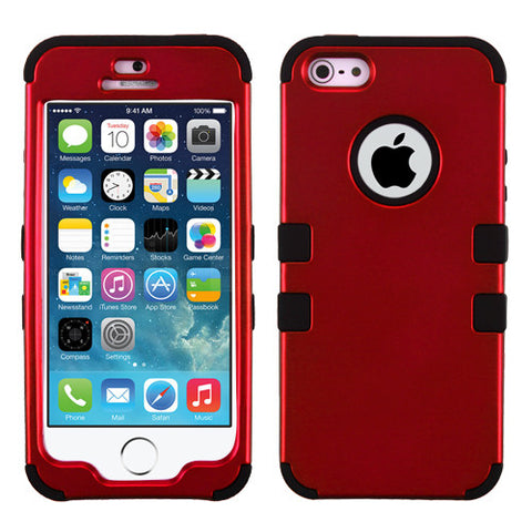 iPhone SE/5/5S Red Tuff Case
