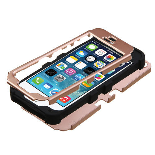iPhone 5S-SE Rose Gold Tuff, Dial n Style