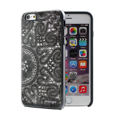 iPhone 6 Plus / 6S Plus Black Lace Cover by Prodigee, Dial-n-Style