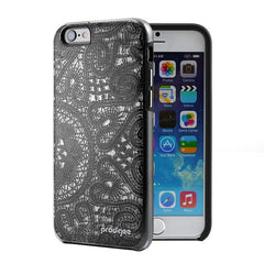 iPhone 6/6S Lace Black Cover by Prodigee, Dial-n-Style