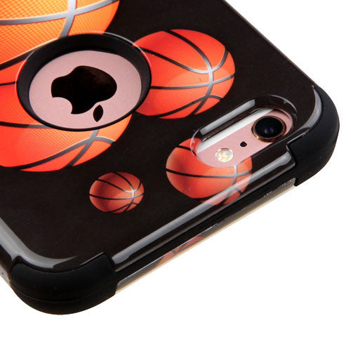 iPhone 6s Plus Basketball Hoop Tuff case, Dial n Style