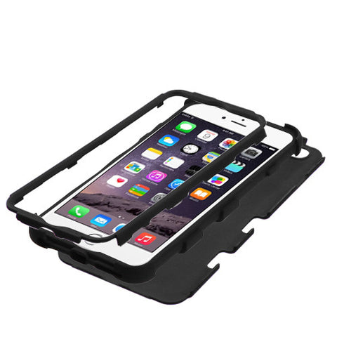 iPhone 6s Plus Black Tuff Case