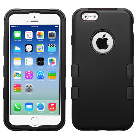 iPhone 6s Black Tuff case, Dial n Style