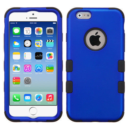 iPhone 6s Blue Tuff case, Dial n Style