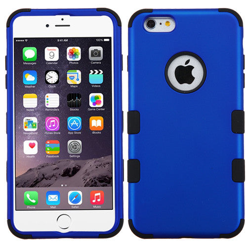 iPhone 6s Plus Blue case, Dial n Style