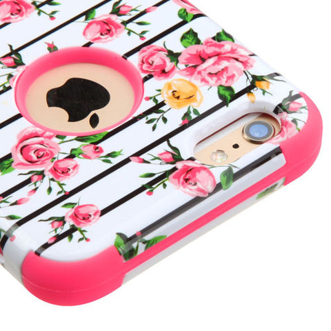 iPhone 6s Plus Fresh Roses Case