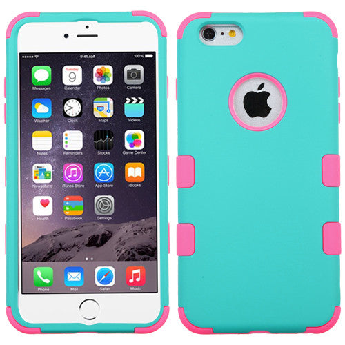 iPhone 6s Plus Teal case, Dial n Style