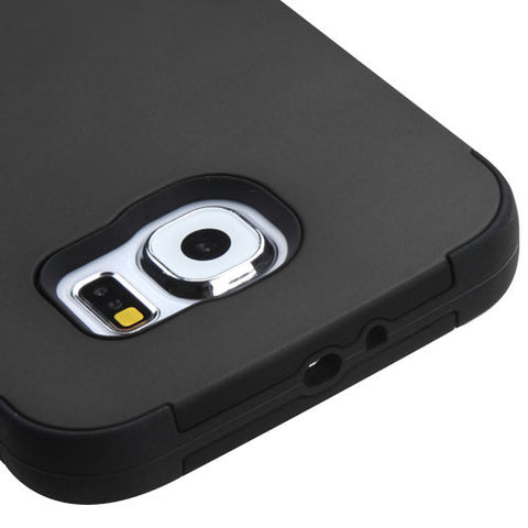 Galaxy S6 Black Tuff Case