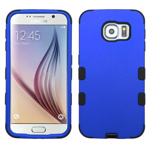 Galaxy S6 Blue Tuff Case