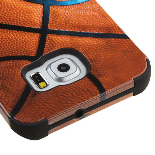 Galaxy S6 Edge Plus Edge Basketball Cover, Dial n Style
