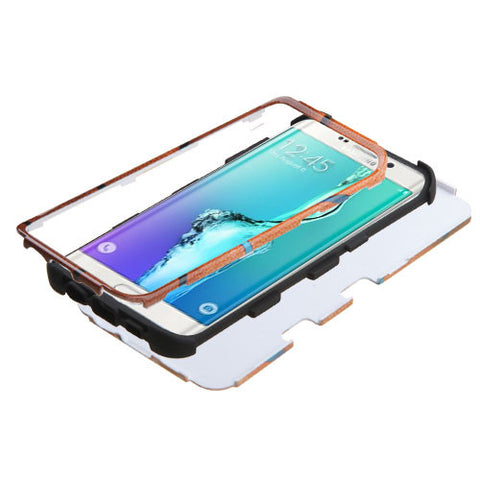 Galaxy S6 Plus Edge Basketball Case