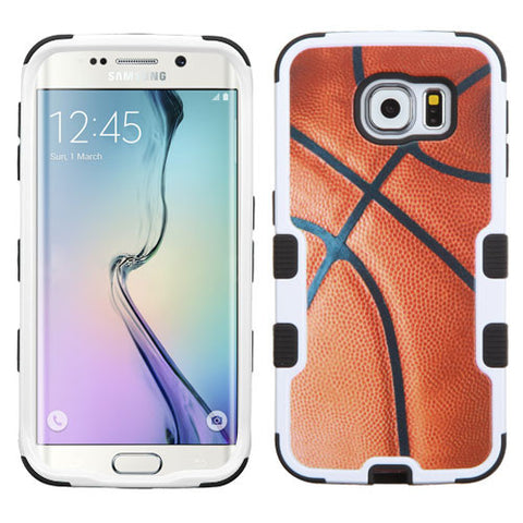 Galaxy S6 Edge Basketball Case