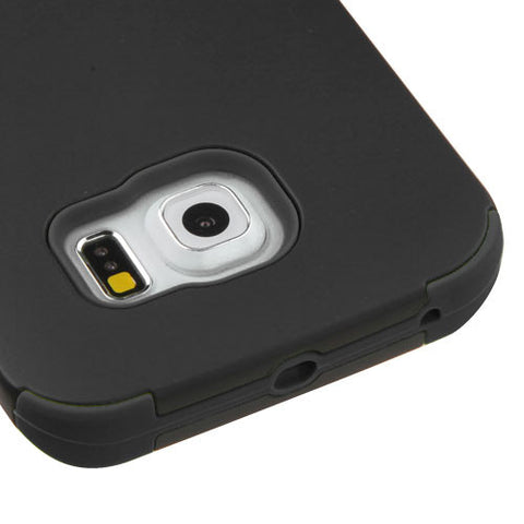 Galaxy S6 Edge Black Tuff Case