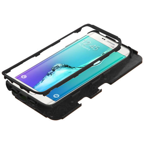 Galaxy S6 Edge Plus Black Tuff Case